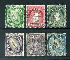 Ireland 1922 Def p/set (6v wmk S in E used