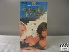 Summer Lovers (VHS, soft cover) Peter Gallagher, Daryl Hannah