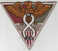 CARRIER AIR WING EIGHT DESERT JACKET COMMAND PATCH