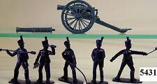 Armies In Plastic 5431-Guerras Napoleónicas Waterloo 1815 figuras-wargaming Kit