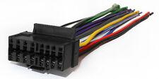 Radio Adapter für SONY Autoradio Ersatz Kabel Radiokabel 16-polig