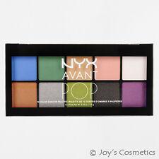 """1 Nyx Avant Pop! Paleta Sombra de Ojos"""" Apsp 01 - Arte Throb """" Joy's Cosméticos"""