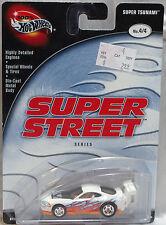 Hot Wheels Perferred Super Tsunami Super Street Series W/RR MOMC