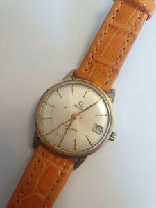 Omega Seamaster 600 Armbanduhr Vintage Herren ⭐ Datum Swiss Made