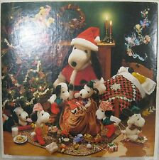 A Snoopy Christmas 500 Piece Ambassador Snoopy Jigsaw Puzzle 100% Complete M-25