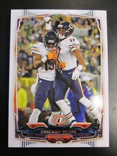 2014 Topps Chicago BEARS Team Set (15c)