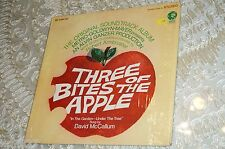 Three Bites Of The Apple Soundtrack LP David McCallum sings Robert Armbruster NM