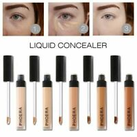 PHOERA Makeup Concealer Liquid Moisturizer Conceal HD High Definition Foundatio