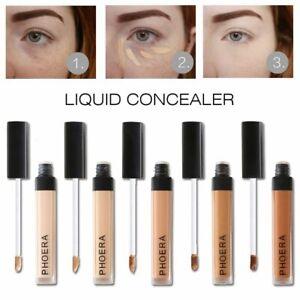 PHOERA Makeup Concealer Liquid Moisturizer Conceal HD High Definition Foundatio