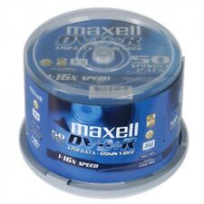 Maxell - DVD+R 50pcs Spindle Pack 16x