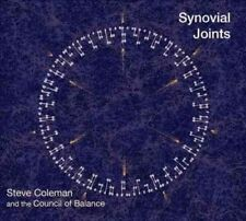 Synovial Joints 0808713005721 by Steve Coleman CD