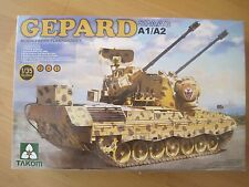 Panzer Gepard Spaag A1/A2 Deutscher German Bundeswehr 1:35 *NEU*Flakpanzer 1