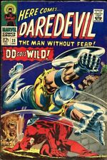 DAREDEVIL - vintage comic book lot of 7 including 1966 #23 issue with GLADIATOR