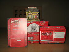 LILLIPUT LANE, COCA COLA COUNTRY, HOOK, LINE & SINKER 892, RAY DAY LTD ED,  NIB