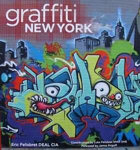 LIVRE/BOOK : GRAFFITI NEW YORK