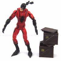 "6"" Spider Man Marvel Legends Tarantula Super Poseable 2008  Action Figure FW346"