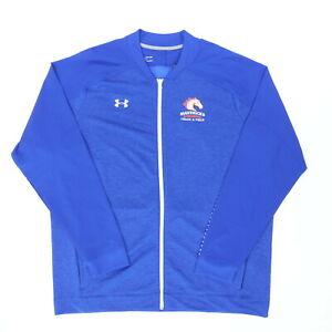 Under Armour Men 3XL Loose UT Arlington Mavericks Track & Field Full Zip Jacket