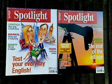 Spotlight Zeitschrift  Englisch lernen