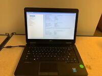 Dell Latitude E5540 i5-4210u @ 1.7GHz 4GB 500GB with PS & Webcam (No OS) !!