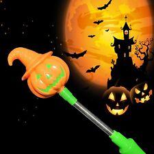 Halloween LED Pumpkin - Mixed Colour Spooky Wand Multipacks