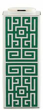 Labirinto Smeraldo, Vaso Contenitore con coperchio 22 cm, Porcellana, Richard Gi