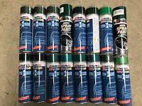 MIXED JOB LOT HOLTS PAINT GREEN SHADES 16 x 300ml aerosol (only £1.70 each)