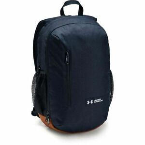 Under Armour Unisex Sports Backpack Gym Rucksack School Bag  Blue