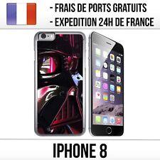 Coque iPhone 8 - Dark Vador Casque