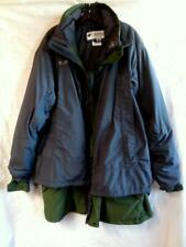 2 Mens COLUMBIA Core Interchange Winter Jackets - Both are Size LT