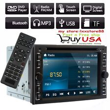 US Windows 2Din 6.2 Inch  Car DVD Player In-Dash Stereo Bluetooth iPod DEAL