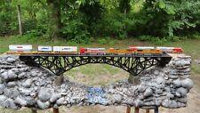 Bnsf/Santa Fe, Canyon Diablo Deck Bridge Diorama, assembled & baseMoa $600.00