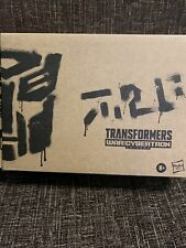 Transformers Generations  WFC-GS24 Inspired Ramjet, War for Cybertron Seal