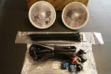 "Genuine Toyota Landcruiser 40 60 Series 7"" Headlight Upgrade Kit"