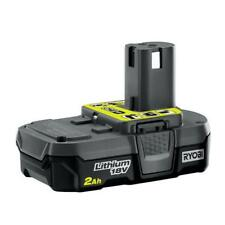 Ryobi P190 18V 18-Volt ONE+ 2.0 Ah Lithium-Ion Compact Battery,Upgrade P102 P107