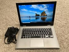 """New listing Dell Inspiron 7347 13"""" Core i3-40 00006000 10u 1.7 Ghz 2-in-1 Laptop 8Gb 250Gb Ssd"""