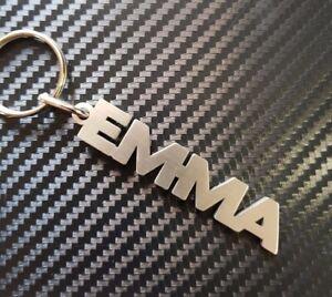 EMMA Keyring Keychain Key Fob Gift