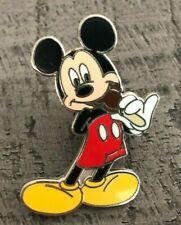 New listing disney trading pin mickey mouse eating an ice cream bar treat souvenir tourist