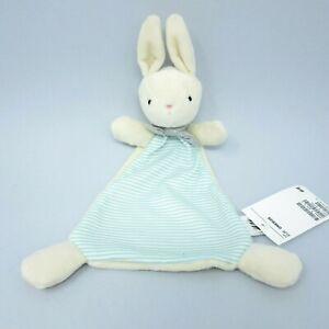 H&M green Bunny Rabbit stripe comforter grey necktie neckerchief Hennes Mauritz
