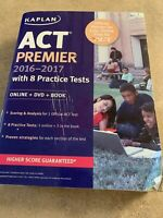 Kaplan Test Prep: Act Premier 2017 by Kaplan Test Prep and Admissions Staff...