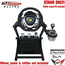 GT Omega Steering Wheel stand PRO for Thrustmaster TX Racing F458 Shifter V2