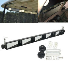 5 Panel Rear View Mirror Golf Cart Rear Mirror Kit for EZGO Club Car Yamaha