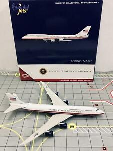 Gemini Jets 1:400 US Air Force One Boeing 747-8i 30000 GJAFO1913