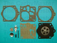 Walbro Replacement K10-RWJ Rebuild Kit Fits Husqvarna K960 and K970 Concrete Saw