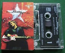 Bryan Adams 18 Til I Die inc I'll Always Be Right There + Cassette Tape - TESTED