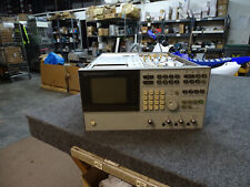 Hp Agilent 3577A Network Analyzer System 5Hz-200Mhz Missing Parts, Sold As-Is