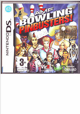 DS AMF Bowling pinbusters!  Ds/Ds lite/Dsi/Xl e 3ds 2ds New!