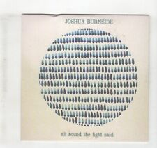 (IT526) Joshua Burnside, All Round The Light Said: - 2017 CD