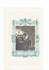 1852 Grabado, San Romano Fundador