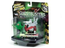 Ghostbusters Model 8cm Car ECTO-1A 1959 1:64 Slimed Slimer Johnny Light