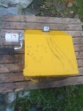 More details for used hydraulic tank